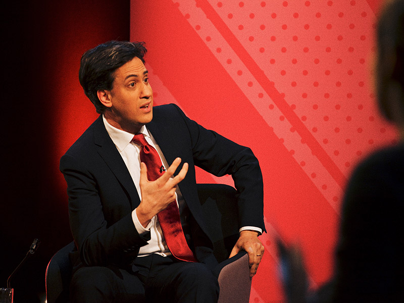 Ed Miliband Rent Controls