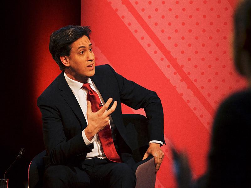 Ed Miliband Rent Controls