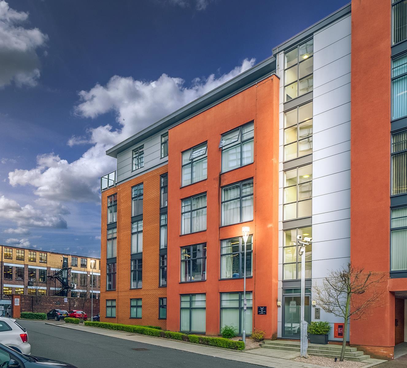 1 Bedroom Apartment Let In Birmingham, B3