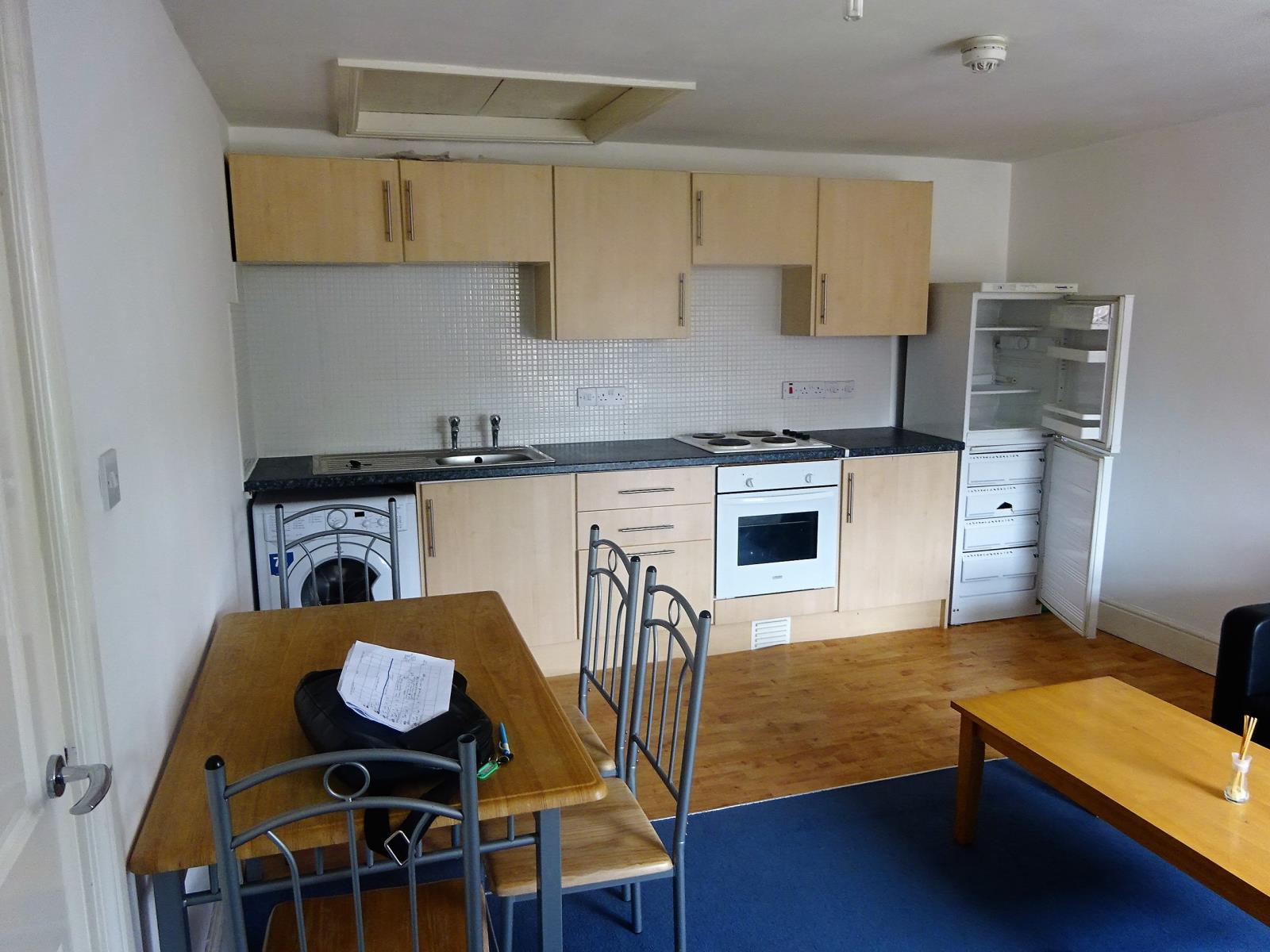 1 Bedroom Flat Let in Manchester, M13