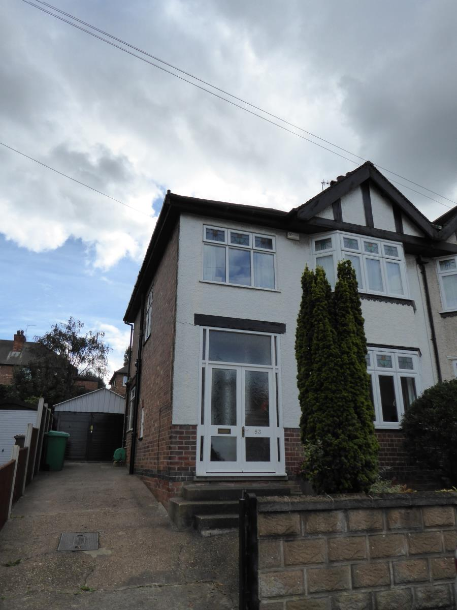3 Bedroom Semi Detached House Sold In Nottingham Ng5
