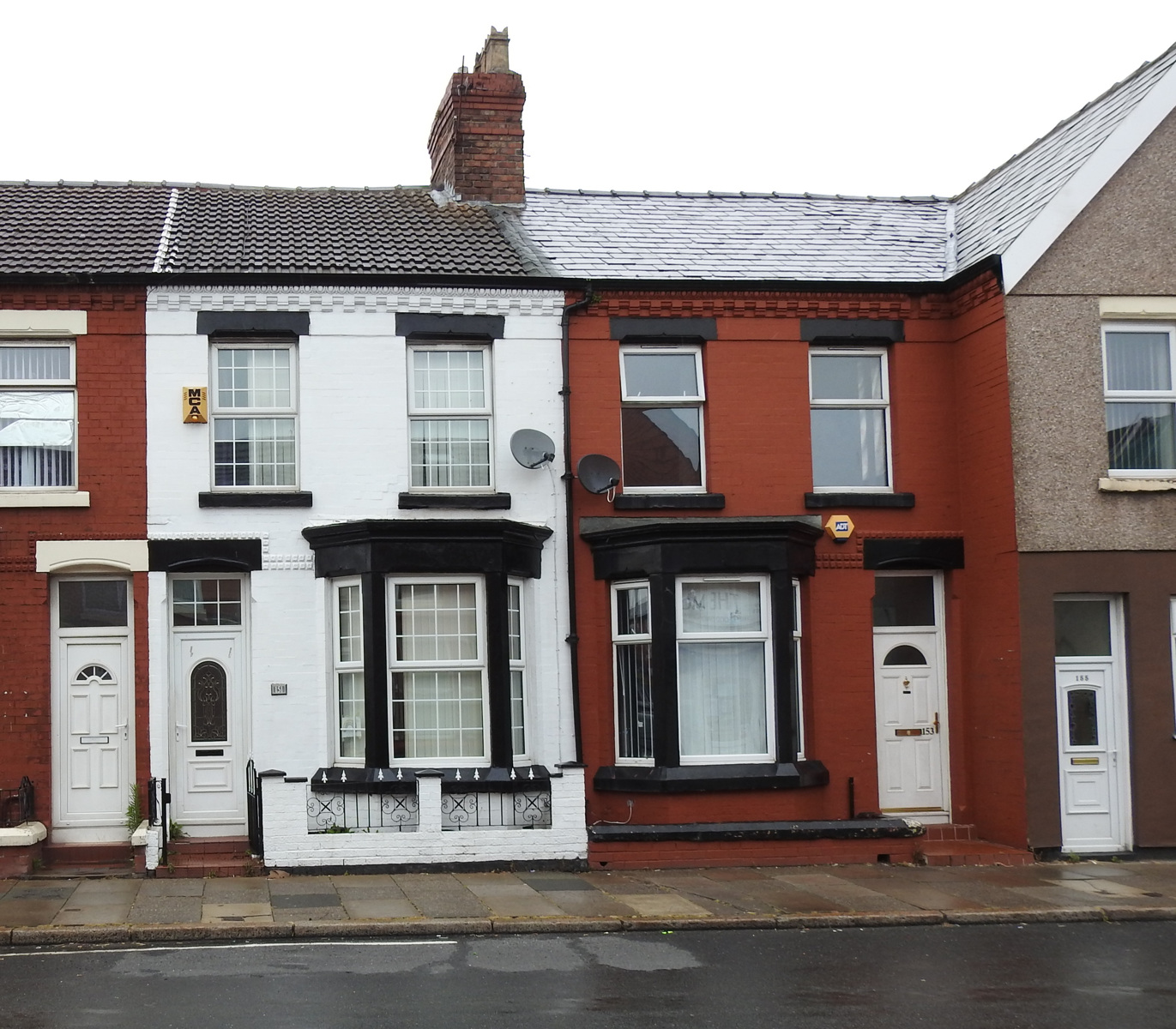 3 Bedroom Terraced House For Sale In Liverpool, L6