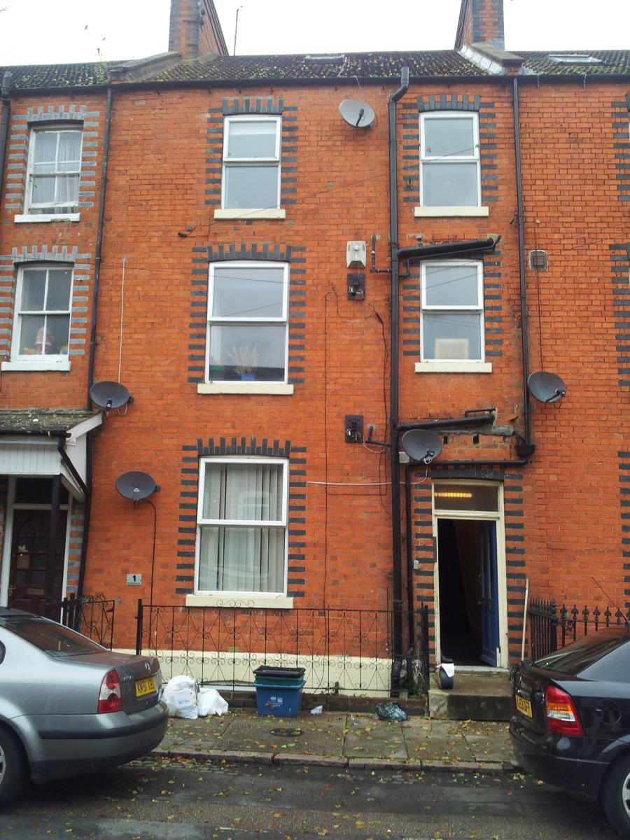 1 Bedroom Studio For Rent: 1 Bedroom Studio Let In Northampton, NN1